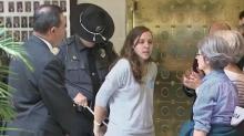 'Moral Monday' arrest