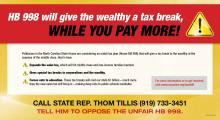 IMAGES: Ads target House tax reform plan
