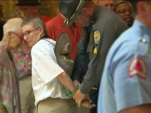 Mega Moral Monday arrests