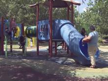 Parents dislike idea of concealed weapons on playgrounds