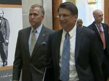 McCrory, lawmakers reach 'historic' tax reform deal, Dems question math