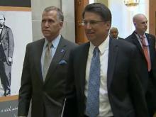 GOP leaders reach 'historic' tax reform deal; Dems question math