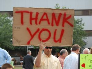 Thankful Tuesday, July 16, 2013
