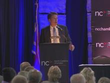 McCrory outlines education initiatives