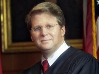 North Carolina Supreme Court Associate Justice Mark Martin