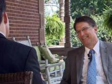 McCrory discusses vetoes, elections law