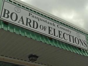 Pasquotank County Board of Elections