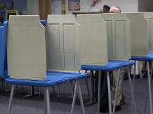 Election booths