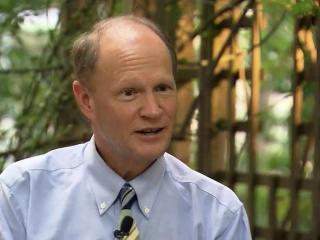 Former Raleigh Mayor Charles Meeker