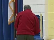 Gov: Voter law suit is pure politics