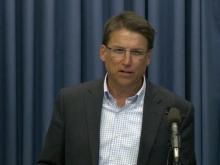 McCrory responds to federal suit over voting law