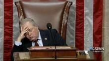 IMAGE: Government shutdowns are so...zzzzzzz