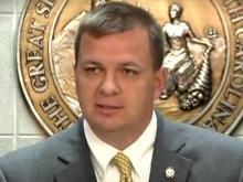 Rockingham County District Attorney Phil Berger Jr.