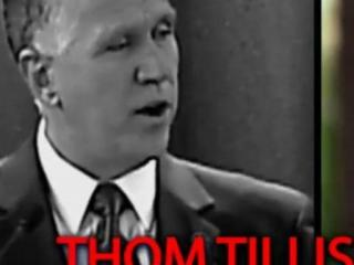 A new pro-Hagan ad by Senate Majority PAC names Tillis.