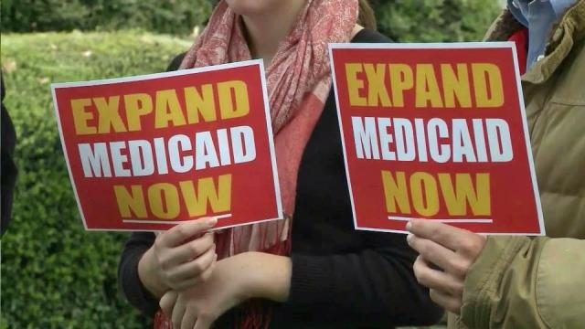 The state NAACP is organizing a rally Dec. 23 of those who are pushing the state to expand Medicaid coverage.