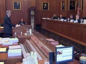 State Supreme Court to hear redistricting arguments