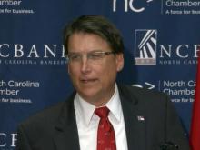 McCrory shifts blame on Medicaid card mix-up from DHHS leaders