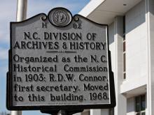 NC Division of Archives and History