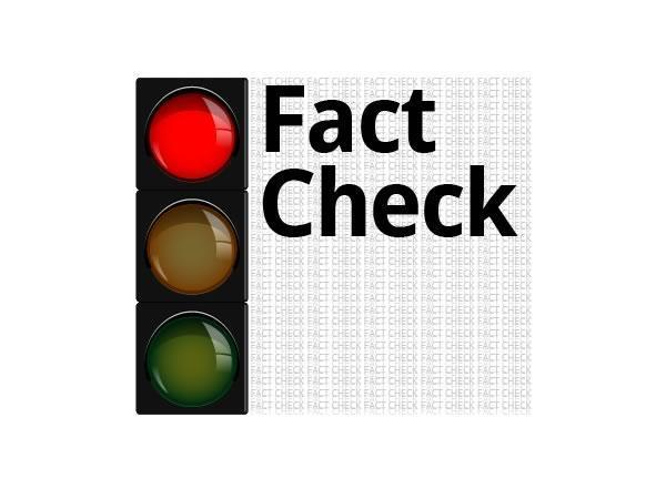 Red light: Stop right there. The statement in question is demonstrably false or unfounded. Even if some of the numbers or other facts cited are correct, the overall conclusion does not hold u