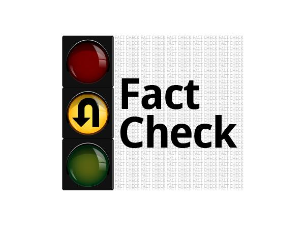 """The picture we use in an asset when the fact check determines someone has made a """"U-turn."""""""