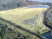 Goldsboro coal ash pond