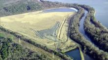 Goldsboro coal ash pond
