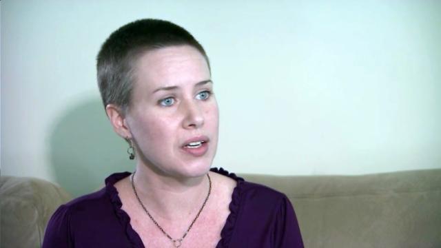 Sarah Skeen, waiting on Medicaid application