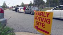 IMAGE: Early voting for NC primary underway
