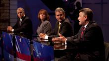 GOP Senate primary debate