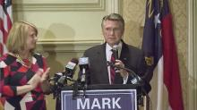 Mark Harris concedes to Tillis