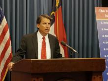 McCrory rolls out budget plan