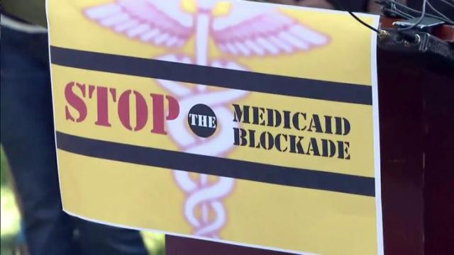 A coalition of groups continued to pressure North Carolina lawmakers on June 4, 2014, to rethink their decision not to expand Medicaid as allowed under the Affordable Care Act.