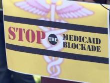 Medicaid expansion sign
