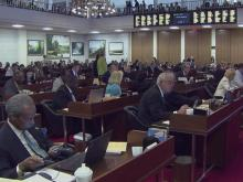 NC House debates budget (part 1)