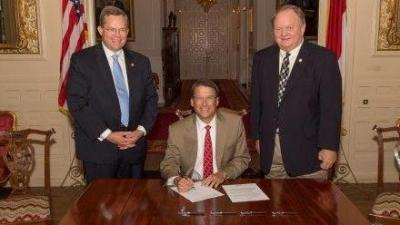 McCrory signs toxic water suit bill