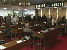 House holds session