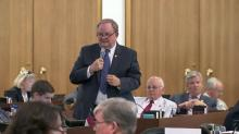 Rep. Chuck McGrady, R-Henderson
