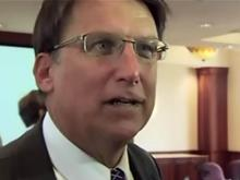 McCrory on the budget