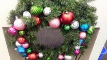 Christmas Decor at the NCGA