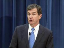Roy Cooper discusses 4th Circuit ruling on gay marriage
