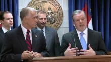 IMAGES: McCrory sues legislature over 'unconstitutional' commissions