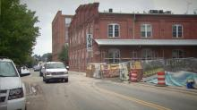 tobacco warehouse renovation