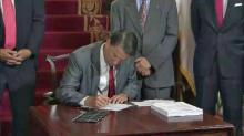 McCrory signs $21.1B budget deal