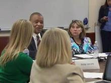 Panel meets to review NC school standards