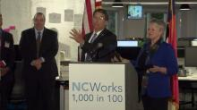McCrory hopes to erase skills gap among NC workers