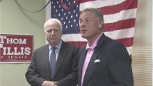 John McCain and Richard Burr