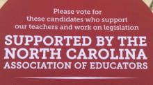 IMAGES: Teacher group files complaint over lookalike election ads