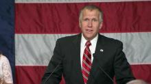 Tillis victory speech
