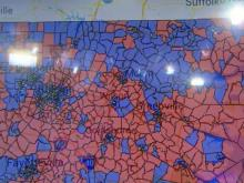 Precinct map shows how Tillis beat Hagan