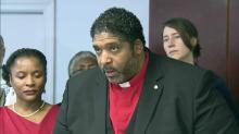 IMAGE: NC NAACP president files discrimination lawsuit against American Airlines